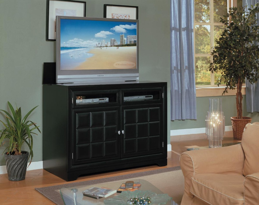 Motorized Tv Stands Flat Screens