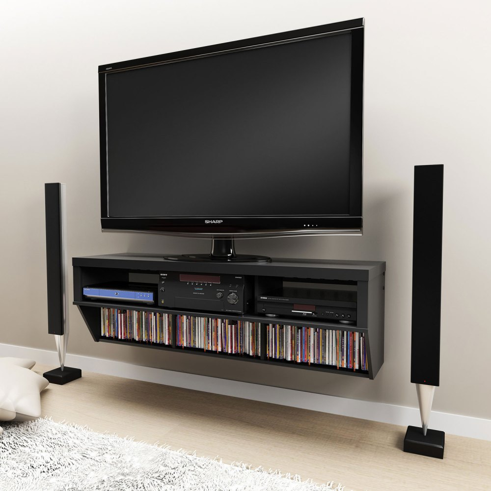 Mounted Tv With Stand