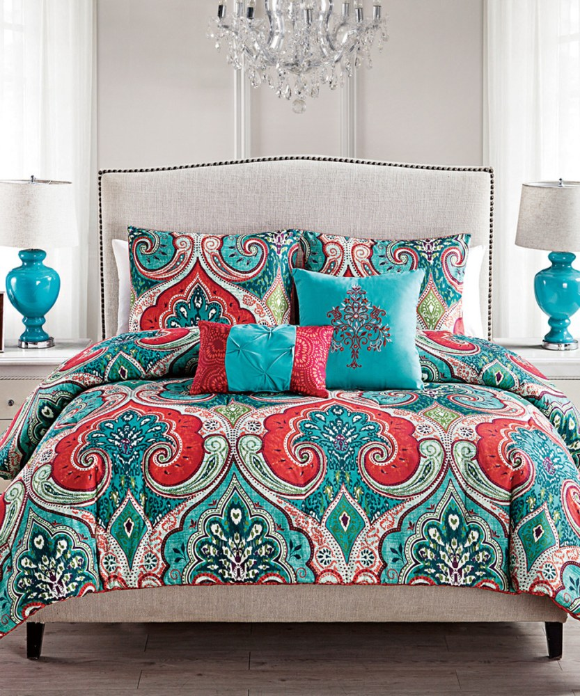 Multi Colored Comforter Sets