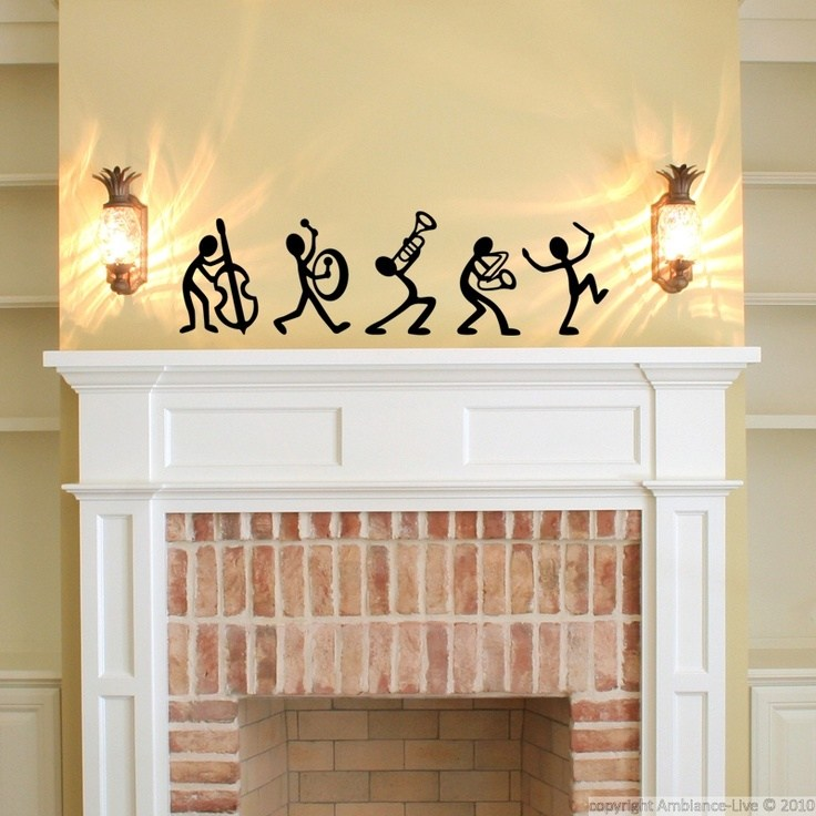 Music Wall Art Decals