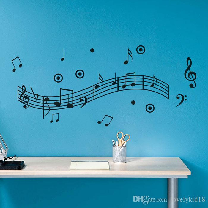 Music Wall Decals For Kids
