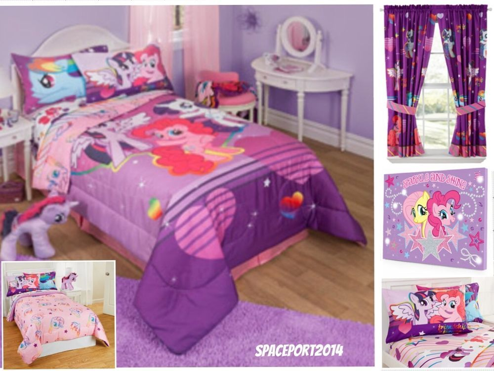 My Little Pony Comforter Set Twin