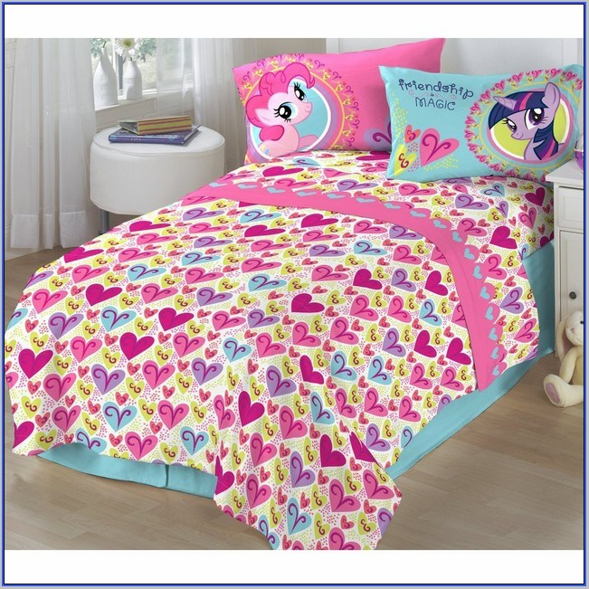 My Little Pony Comforter Set