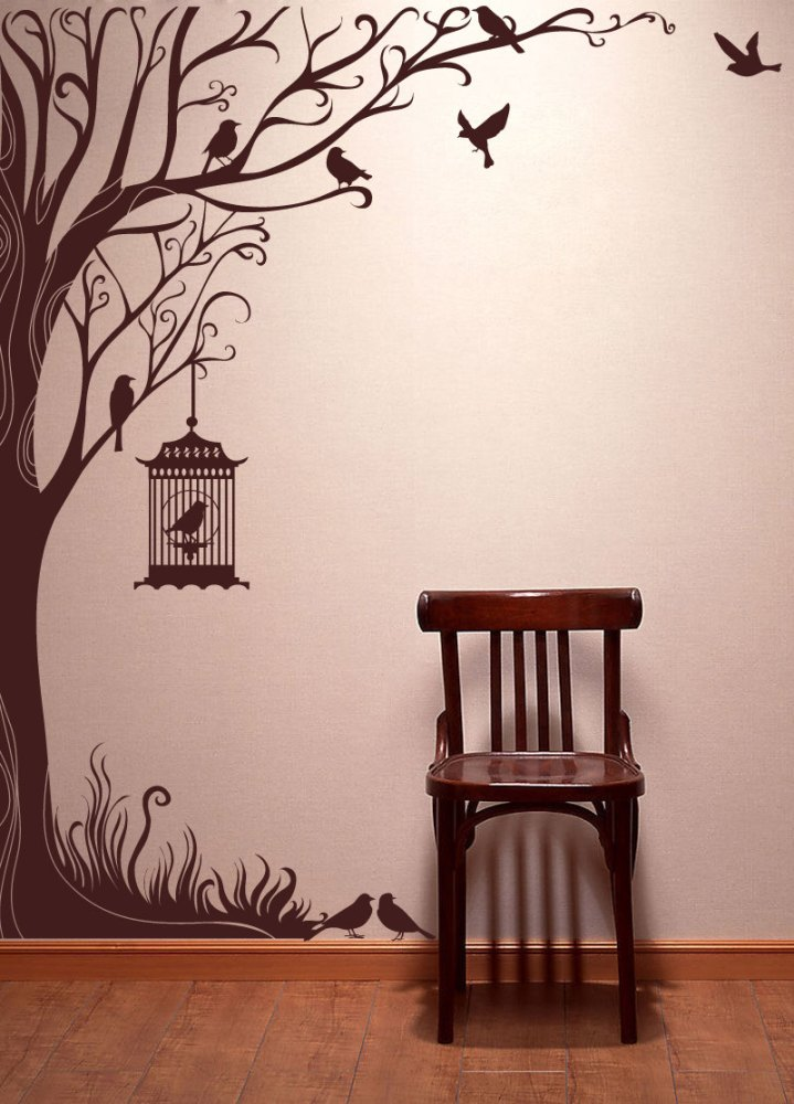 Nature Themed Wall Decals