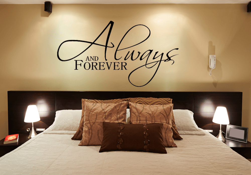 Nature Wall Decals For Bedroom