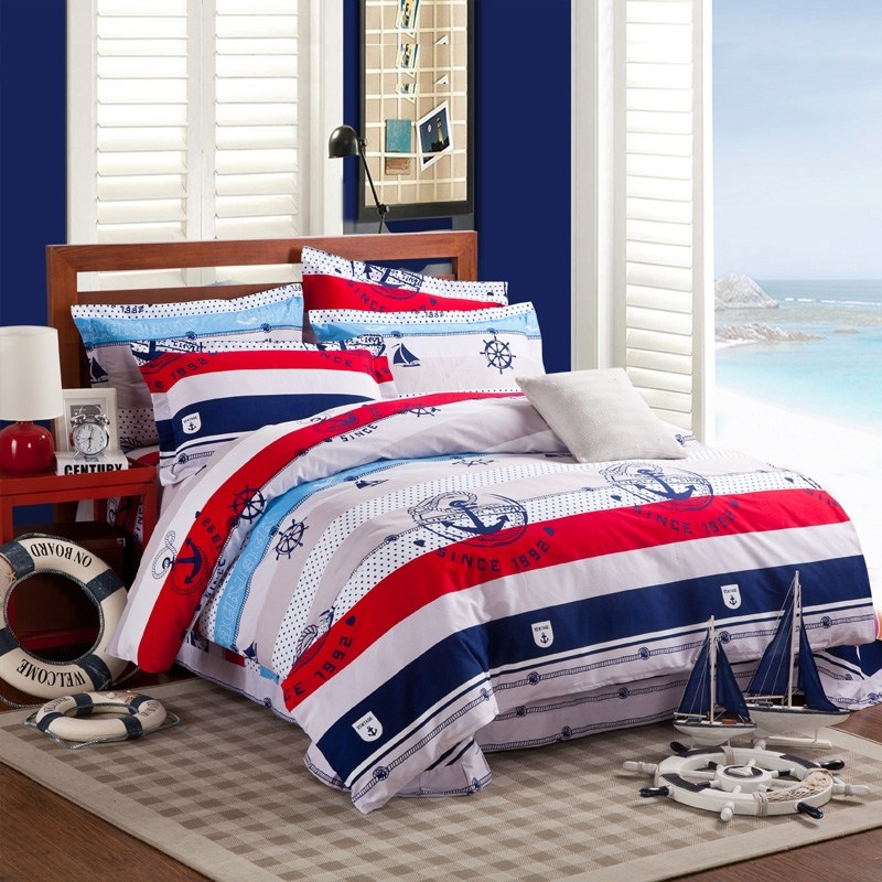 Nautical Kids Bedding