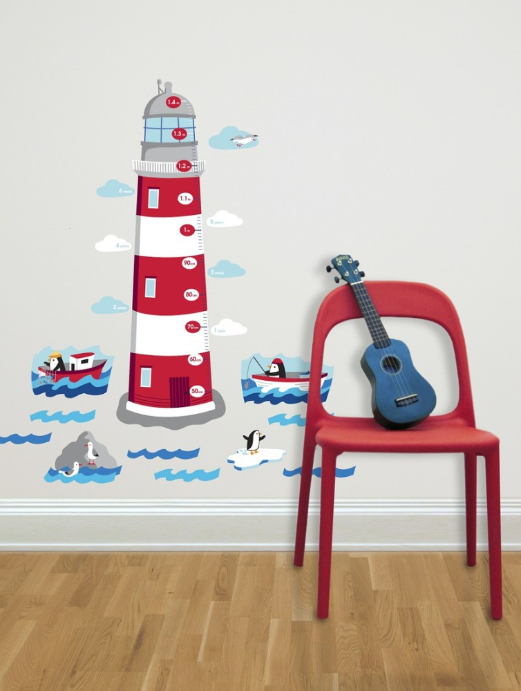 Nautical Theme Wall Decals
