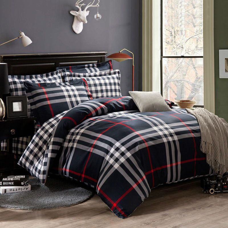 Navy Blue King Comforter Sets