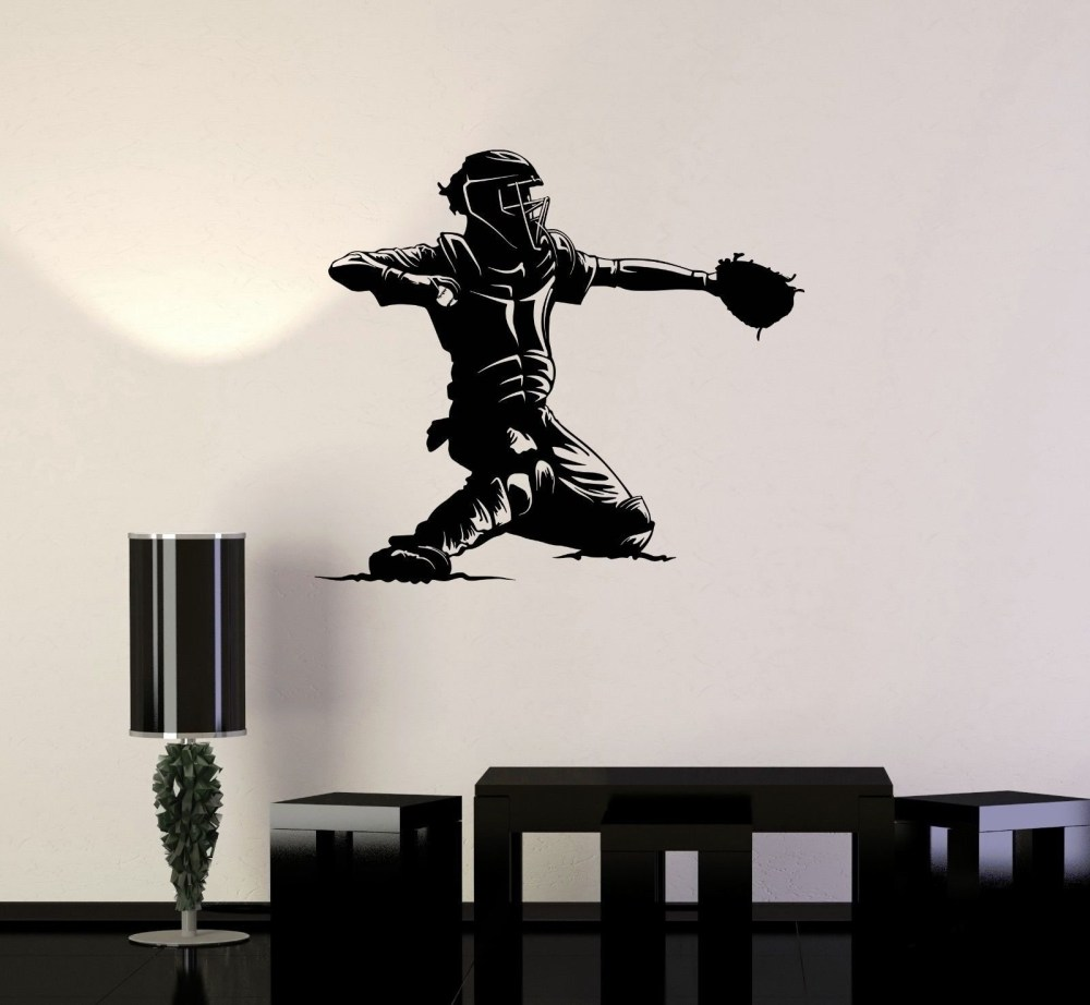 New York Yankee Wall Decals