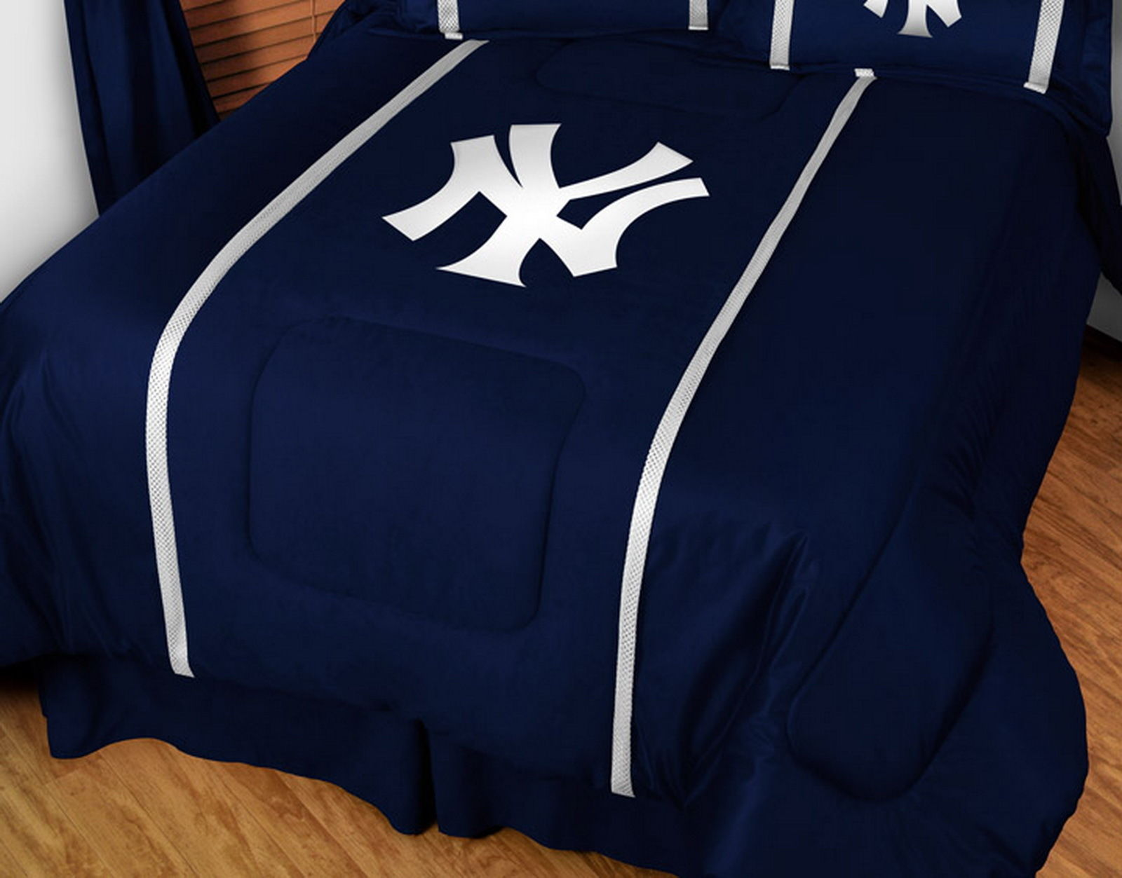 New York Yankees Comforter Set Queen