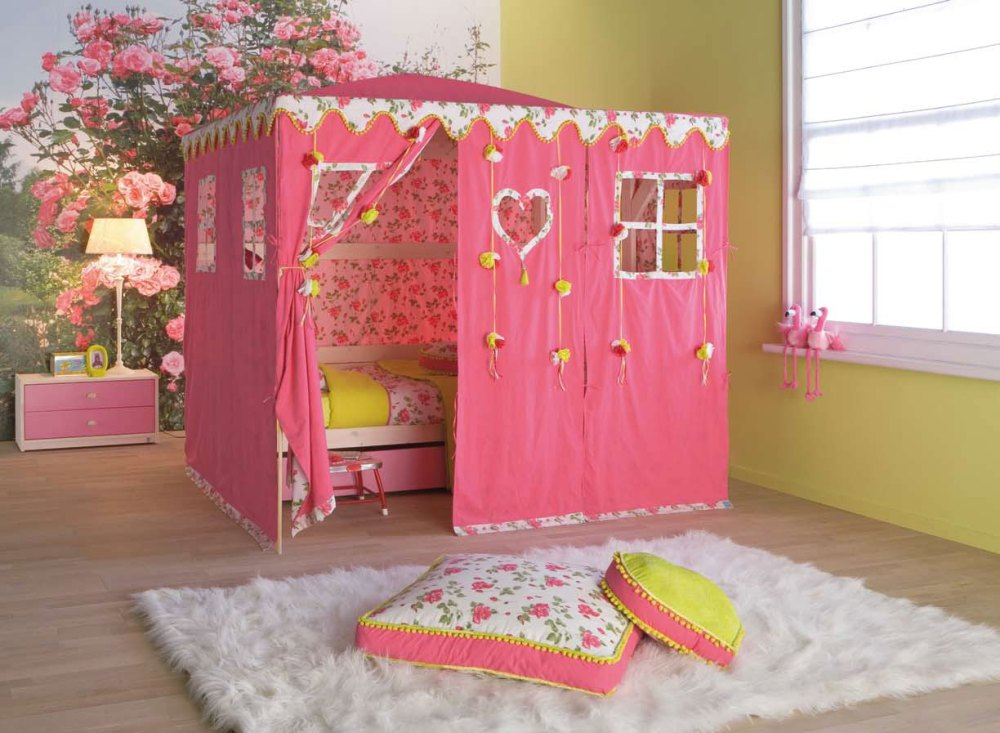 Nice Bed Rooms For Kids