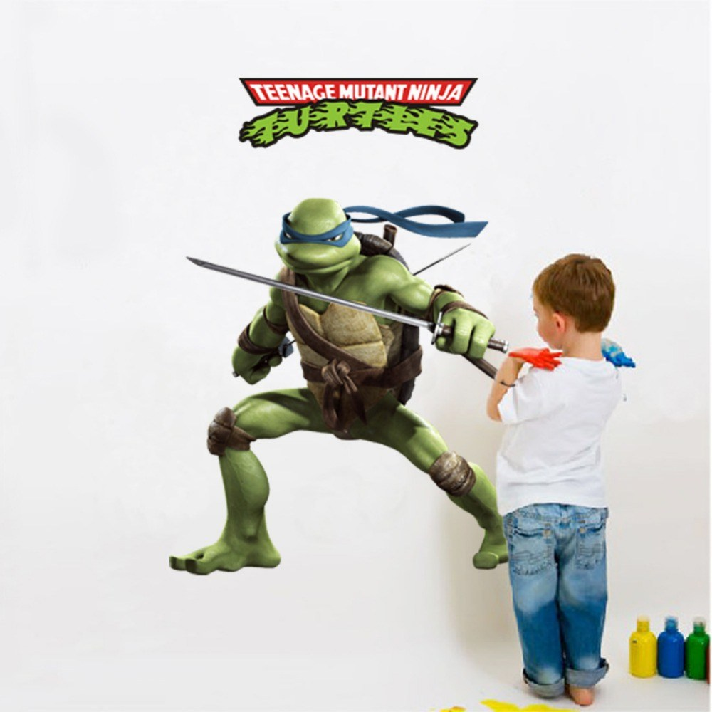 Ninja Turtle Wall Decals Canada
