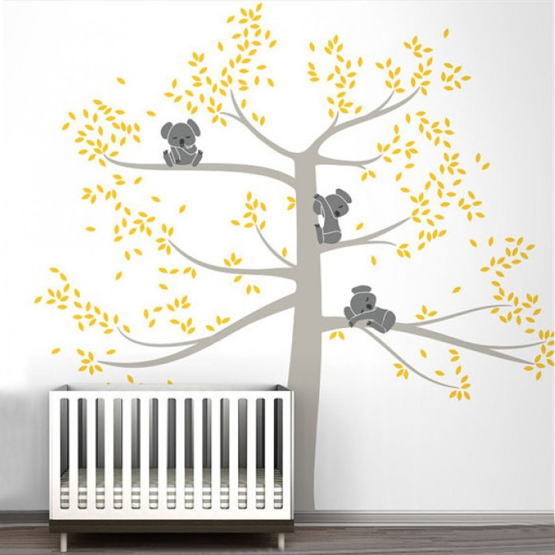 Nursery Removable Wall Decals