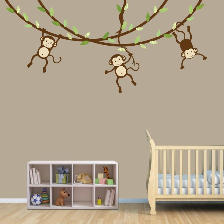 Nursery Wall Decals Boy