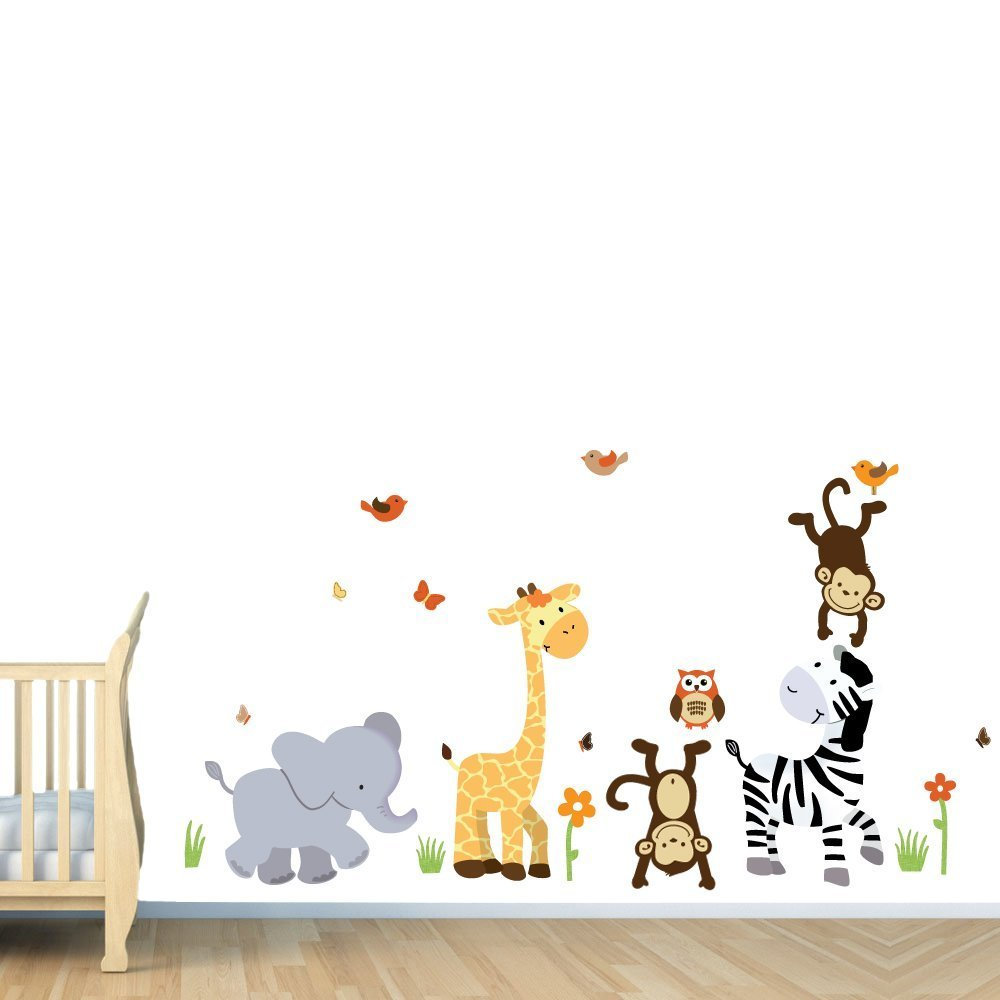 Nursery Wall Decals Canada