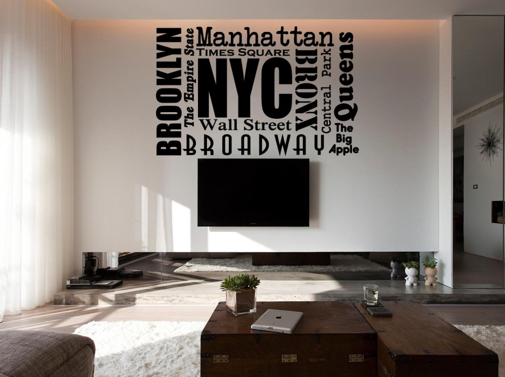 Nyc Wall Decals