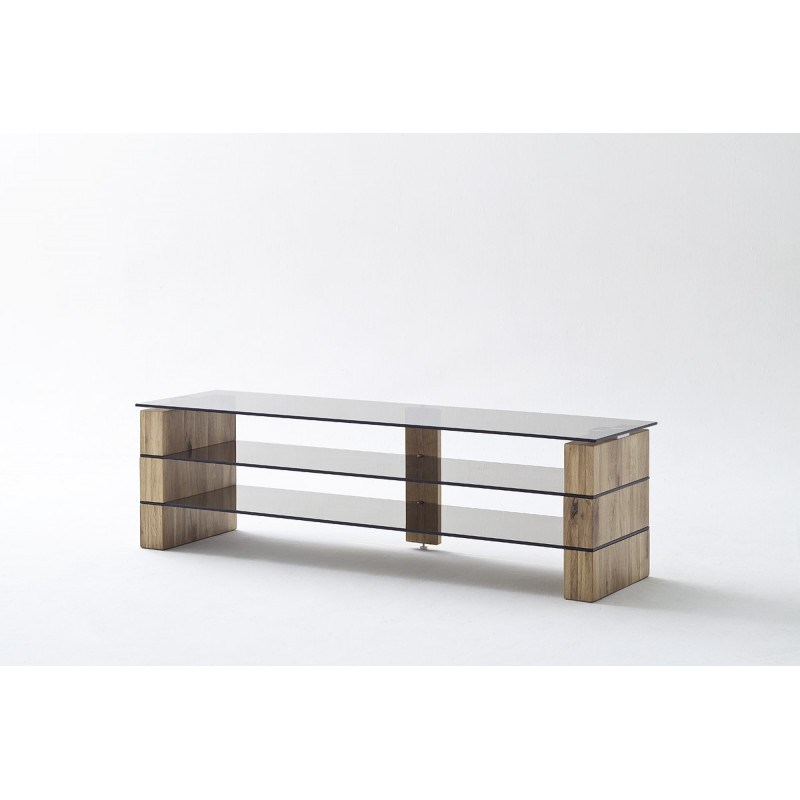 Oak And Glass Tv Stands