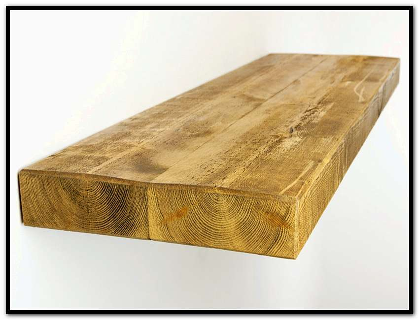 Oak Floating Shelves Uk