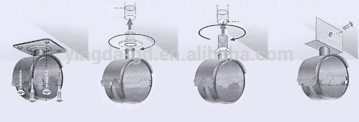 Office Chair Casters Heavy Duty