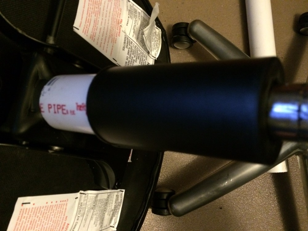 Office Chair Cylinder Repair