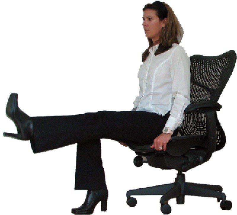 Office Chair Exercises