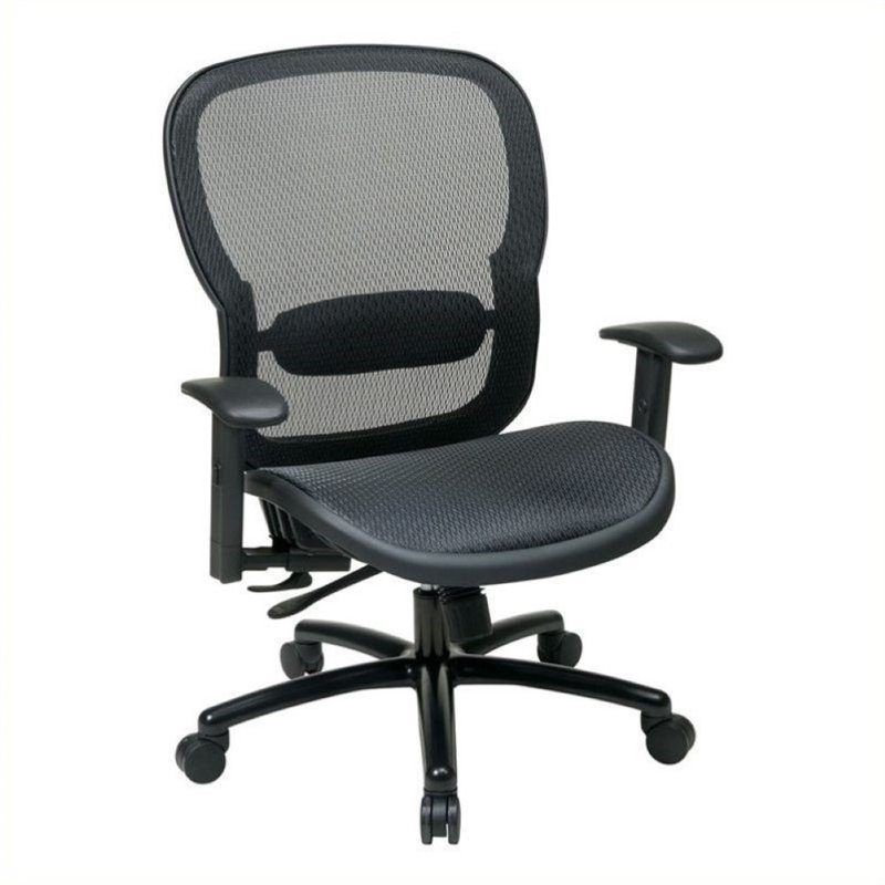 Office Chair Lumbar Support Adjustment