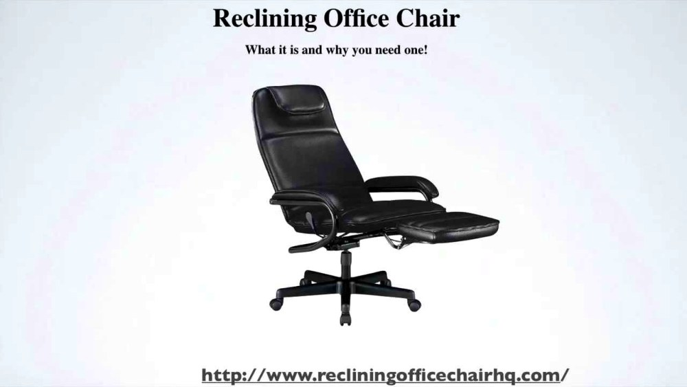 Office Chair Recliner Mechanism