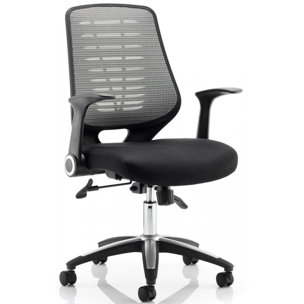 Office Chair With Folding Arms