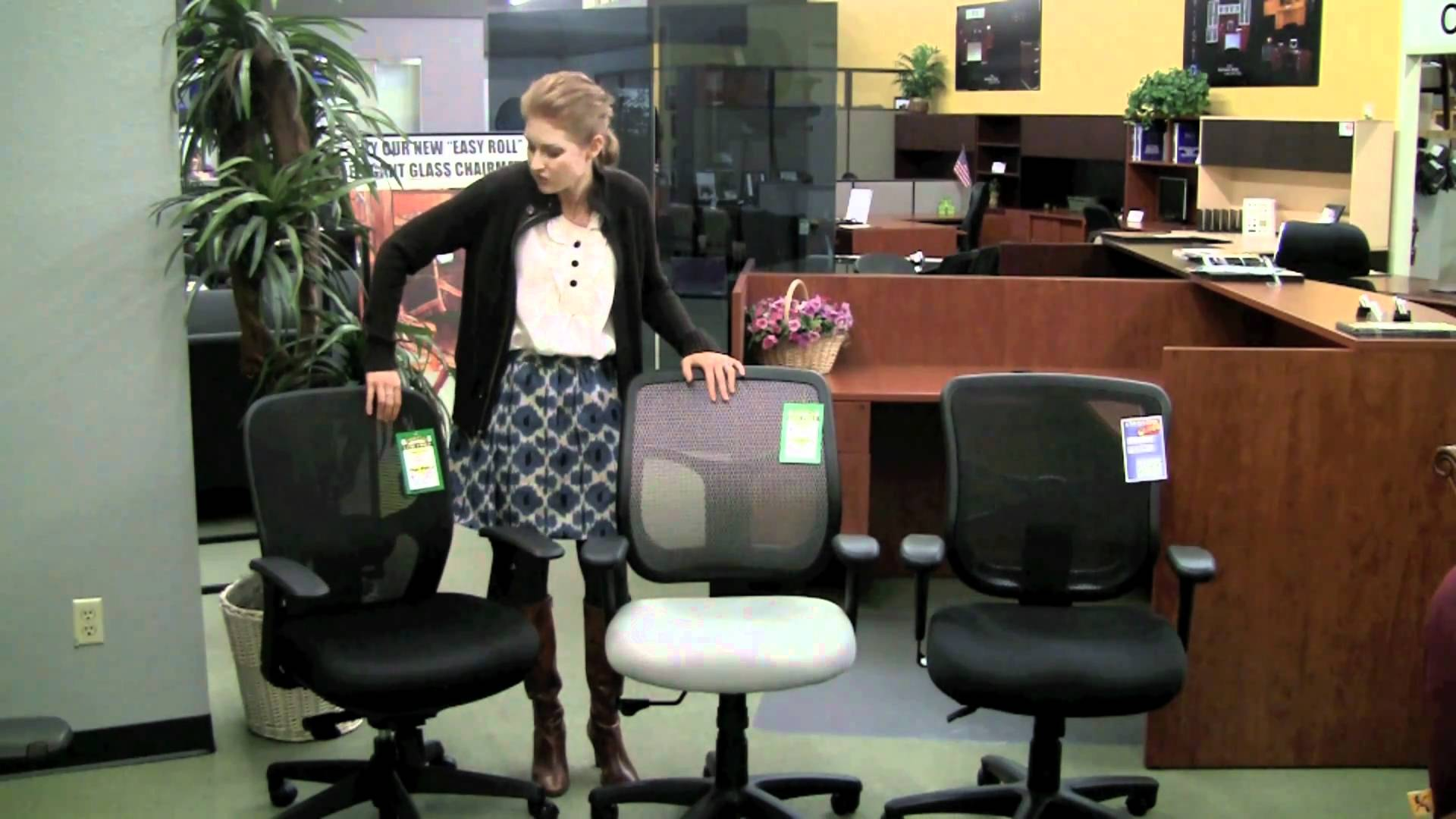 Office Chairs Comparison