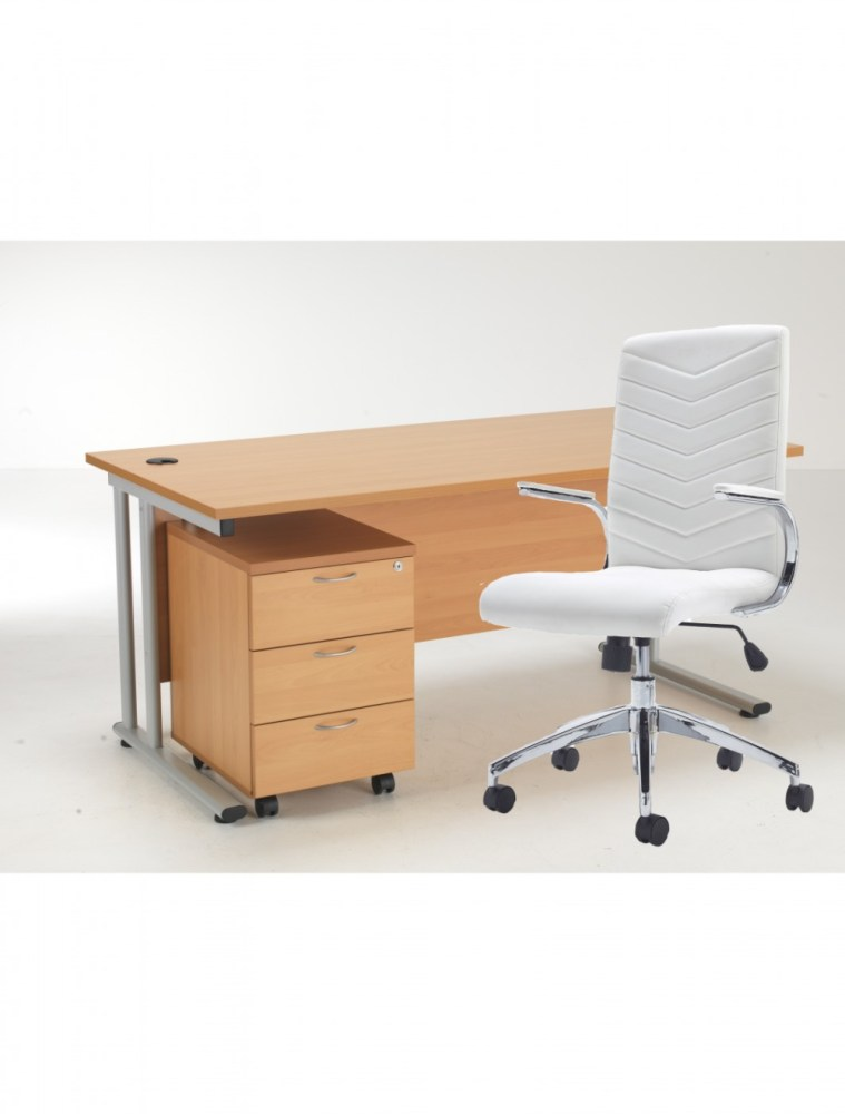 Office Desk And Chair Bundle
