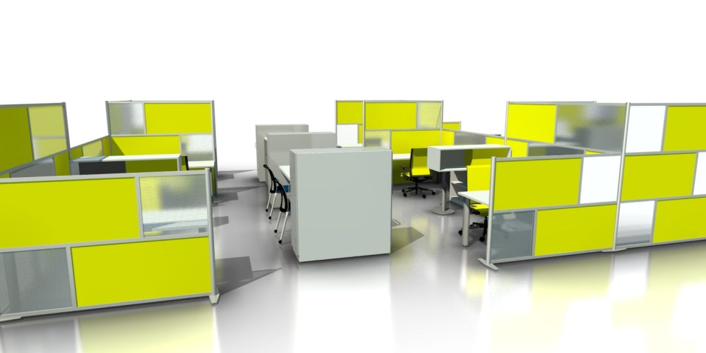Office Room Dividers Partitions