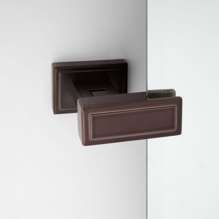 Oil Rubbed Bronze Bathroom Mirrors Walmart
