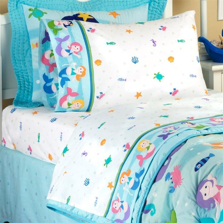Olive Kids Mermaid Bedding
