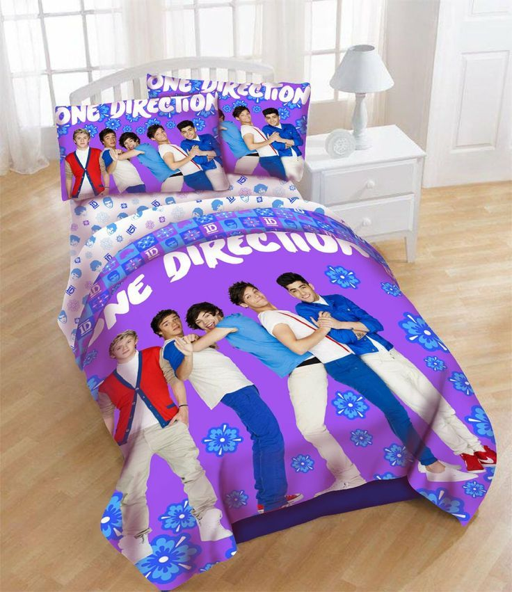 One Direction Comforter Sets