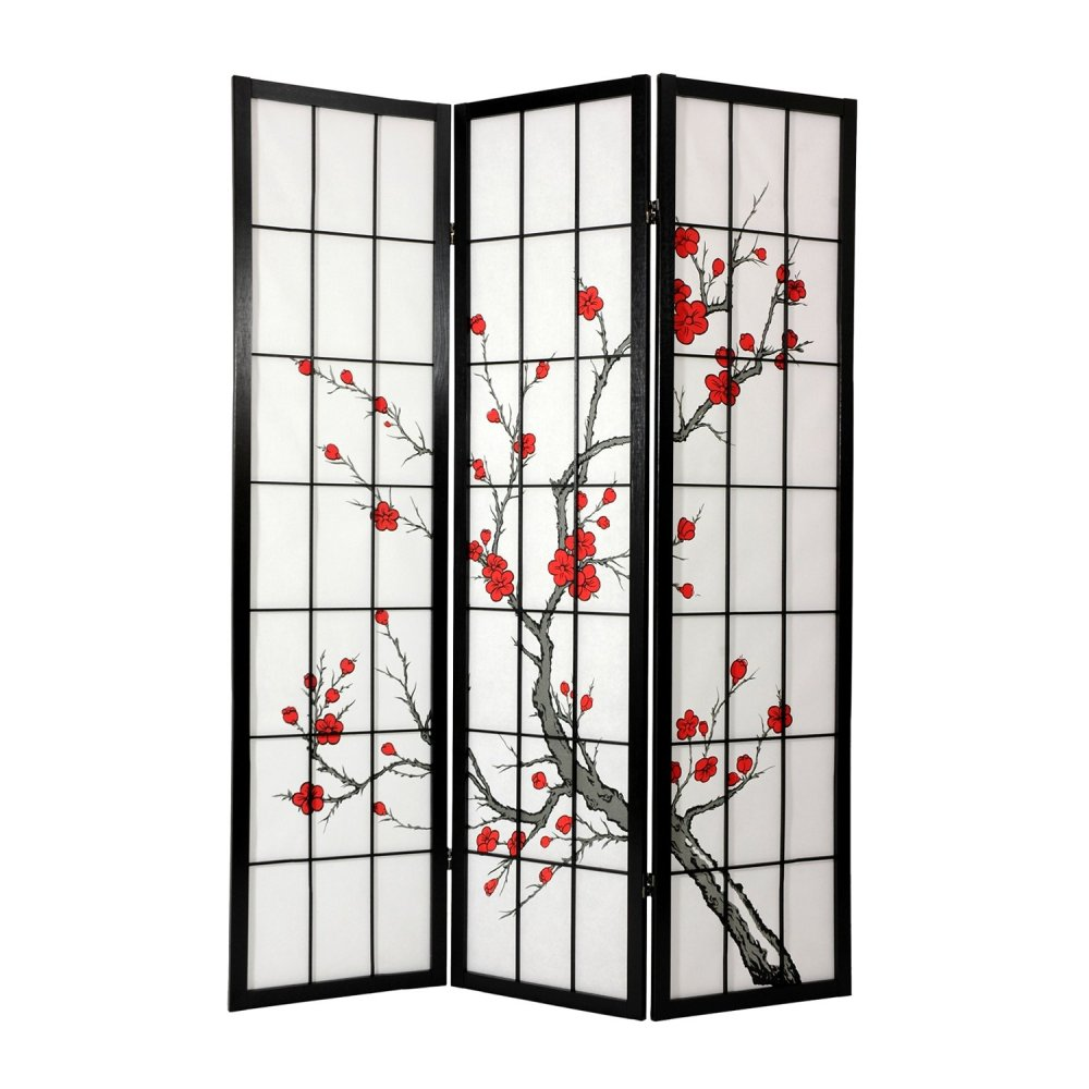 Oriental Furniture Room Divider