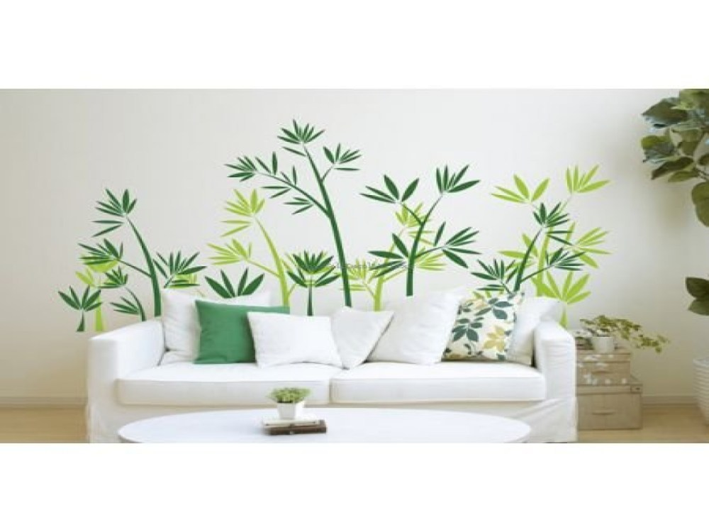 Oriental Wall Decals