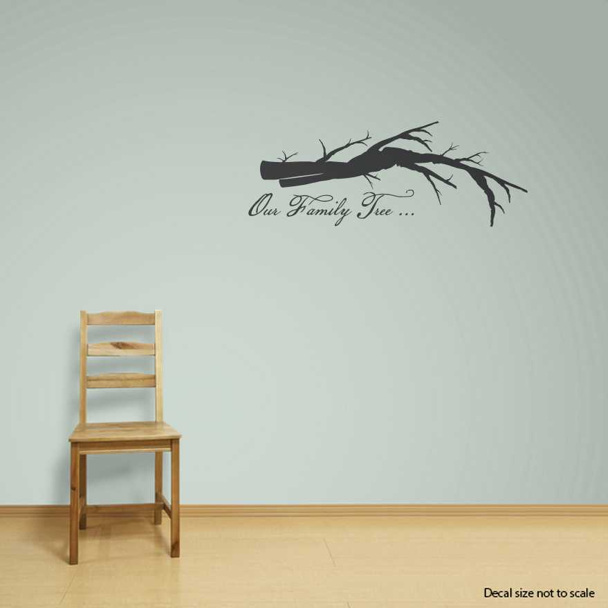 Our Family Wall Decals