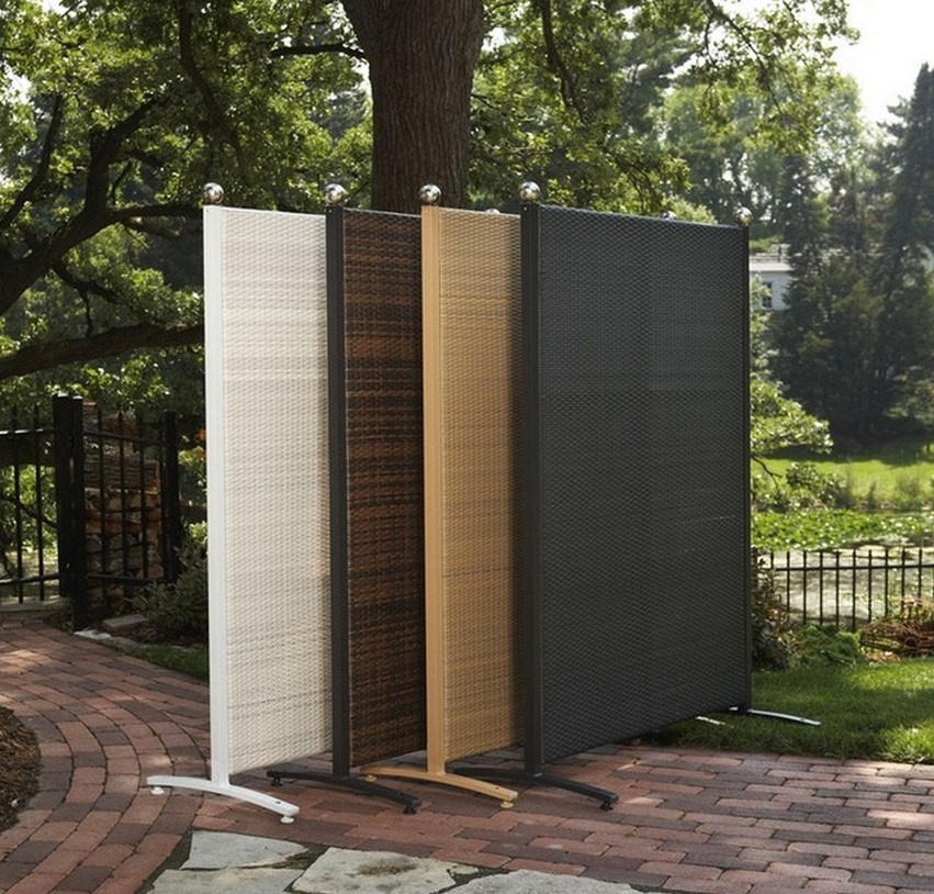 Outdoor Room Dividers