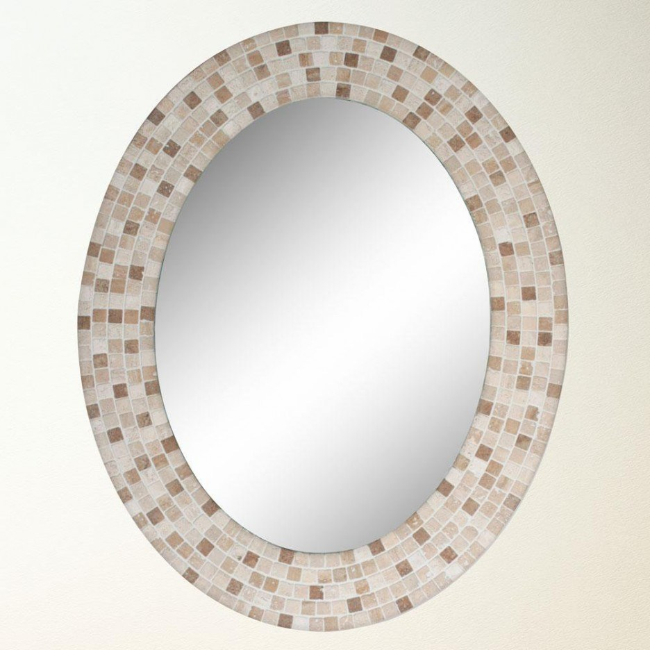 Oval Bathroom Mirrors Uk