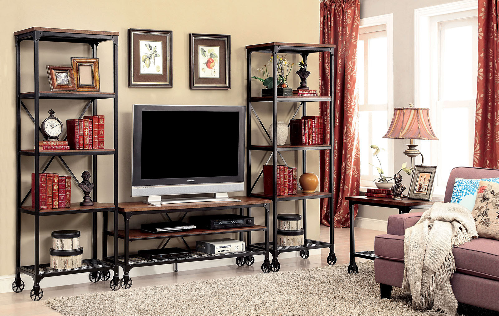 Overstock Tv Stands