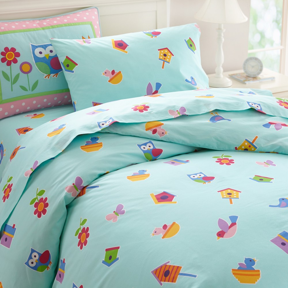 Owl Comforter Set Queen