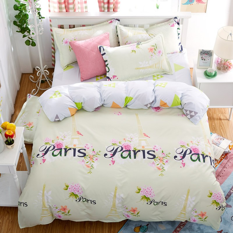 Paris Comforter Set Full