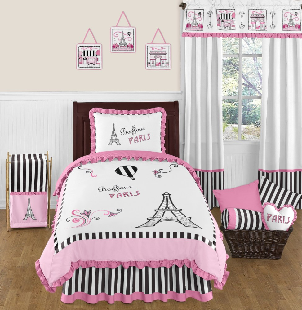 Paris Comforter Set Twin
