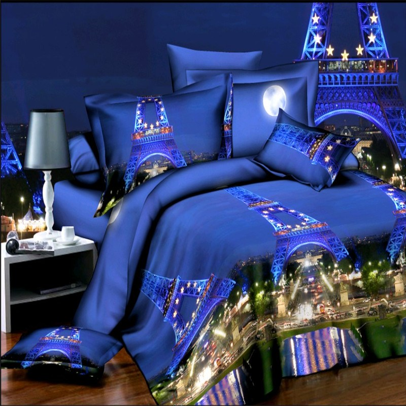 Paris Comforter Sets Queen