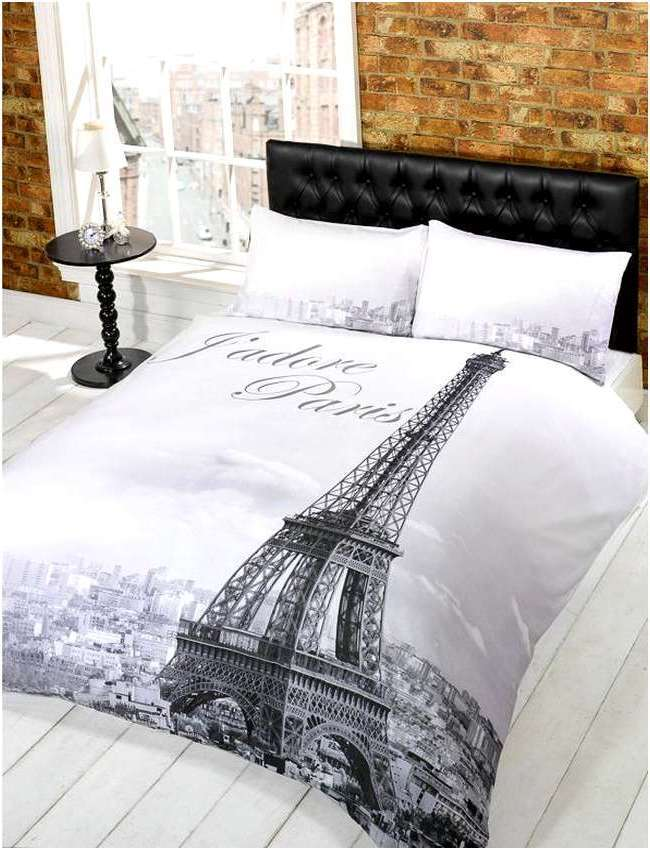 Paris Comforter Sets