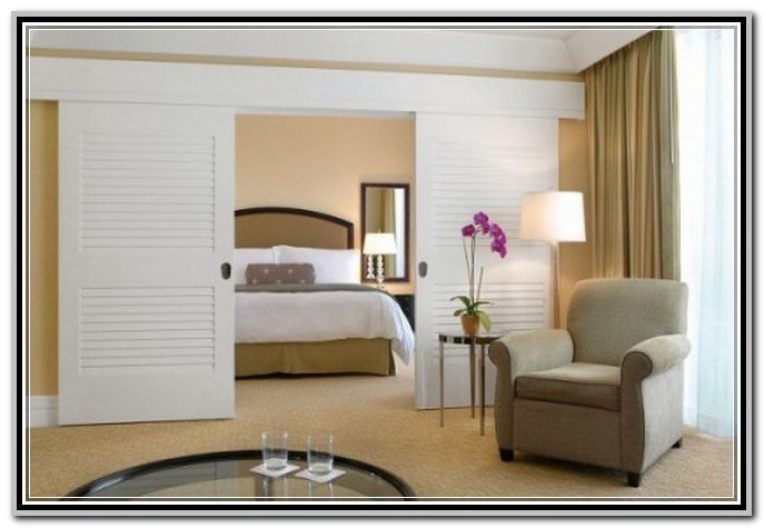 Pax Sliding Door Room Divider