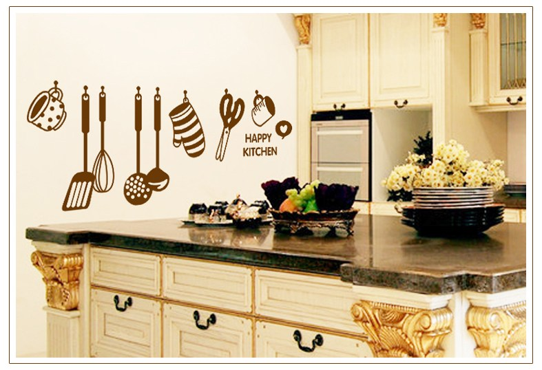 Peel And Stick Wall Decals For Kitchen