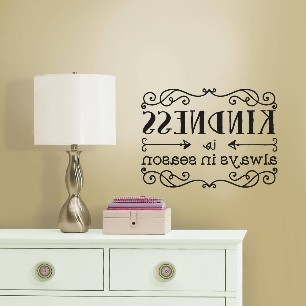 Peel And Stick Wall Decals Quotes