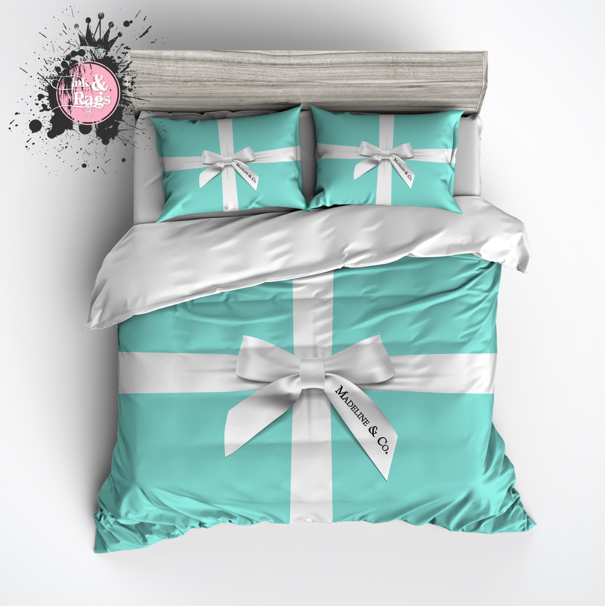 Personalized Comforter Sets