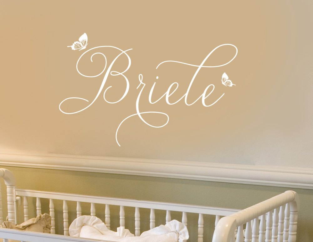 Personalized Wall Decal Stickers